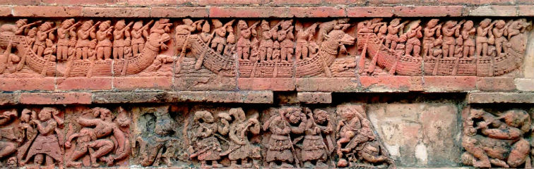 Terracotta Tales: Entangled Histories of Bhakti, Violence and Empire from Early Modern Bengal