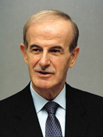 During Hafez al-Assad's dictatorship, Syria attempted. Credit: Wikimedia Commons