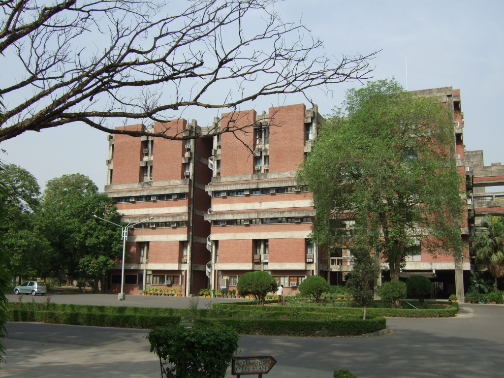 The faculty building at IIT Kanpur. Credit: Wikimedia Commons