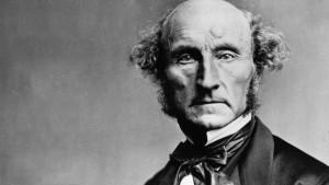 19th-century philosopher John Stuart Mill was a leading thinker on free speech. Credit: London Stereoscopic Company/The Conversation