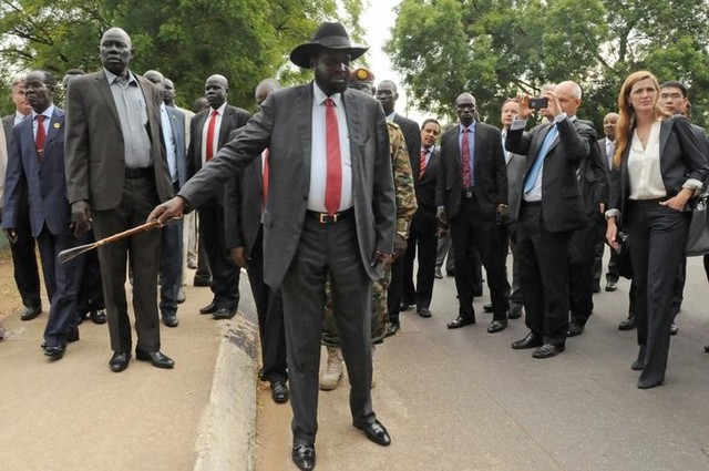 In Bid to Avoid Arms Embargo, South Sudan Agrees to More UN Troops