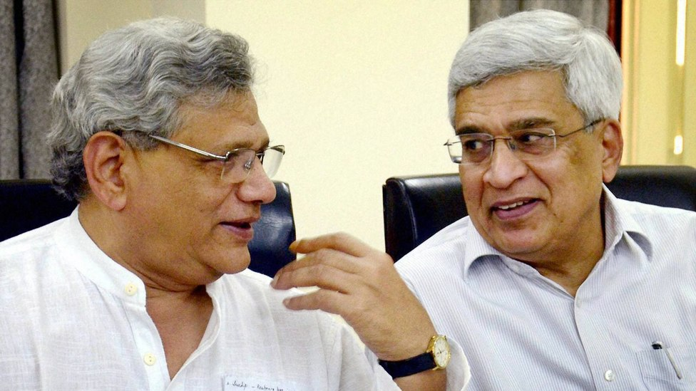To Shake Hands or Not? CPI(M)'s Congress Dilemma
