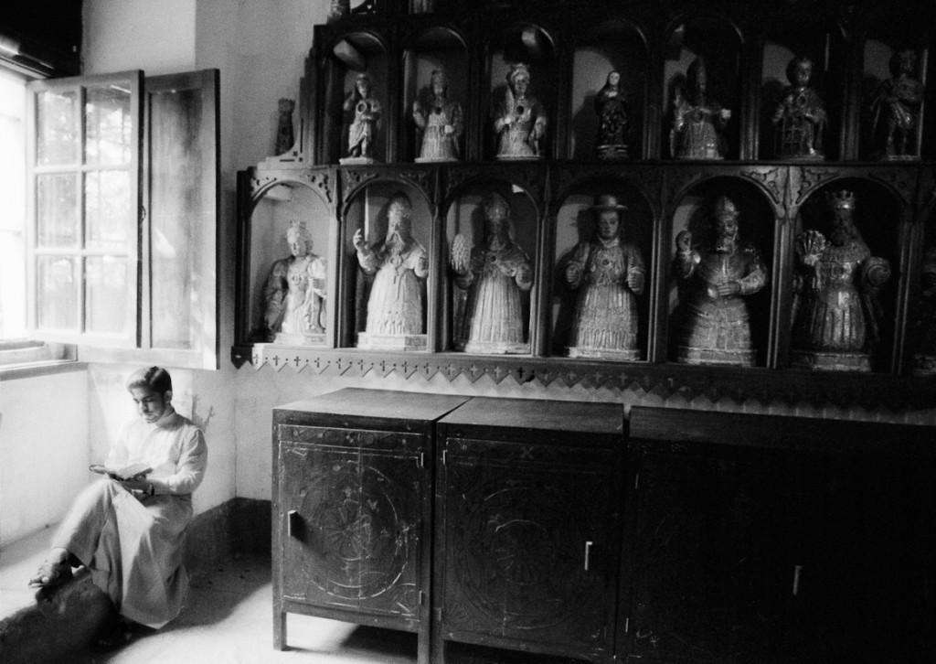 Rachol Seminary, Goa #1, 1994. Credit: Karan Kapoor