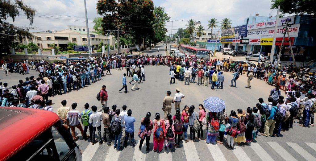 Following Cauvery Violence, Supreme Court Bans Even Peaceful Agitations Against Its Rulings
