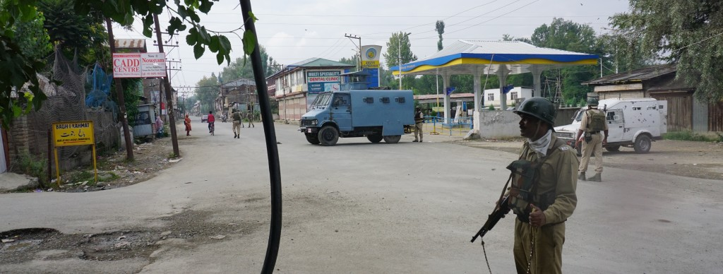 Now is theTime for Political Dialogue Towards a Lasting Solution in Kashmir