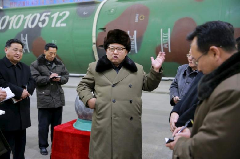US Sanctions Chinese Firm Tied To North Korea's Nuclear Programme