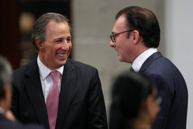 Mexico Finance Minister Replaced After Trump's Visit