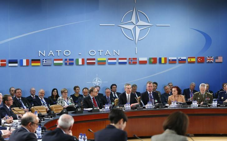 Is the End in Sight for NATO?