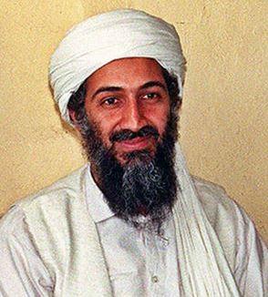 Osama bid Laden. Credit: Wikimedia Commons