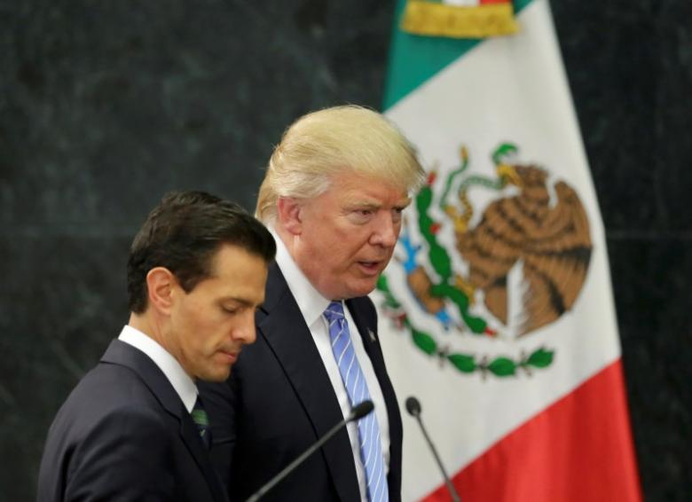 Mexico President Says Trump Policies Pose 'Huge Threat' to Mexico