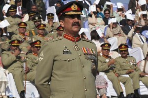 General Raheel Sharif. Credit: Reuters/Mian Khursheed/Files