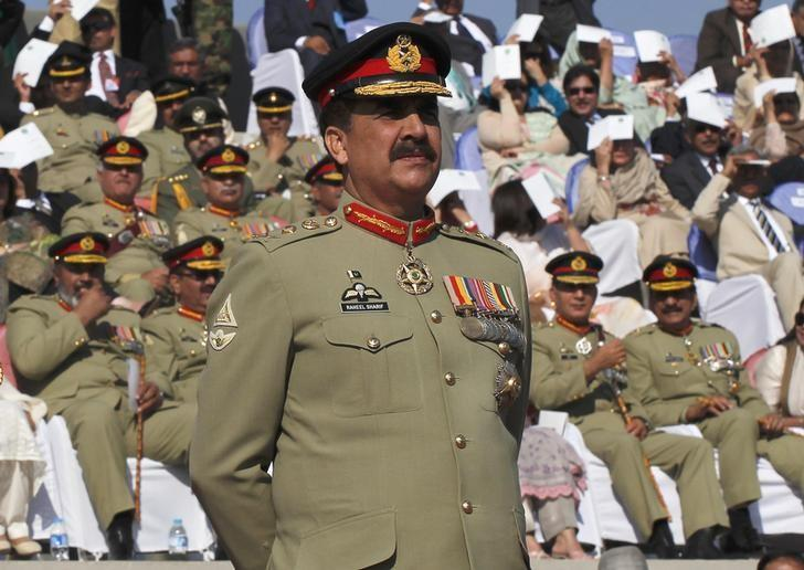 Pakistan Supports Kashmir on 'Diplomatic and Ethical' Fronts, Says Army Chief Raheel Sharif