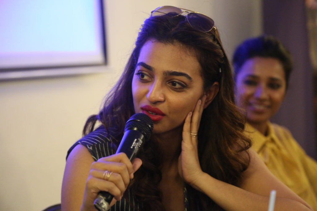 Radhika Apte Disappointed That #MeToo Movement Did Not Change Bollywood
