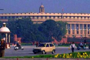 Indian Parliament. Credit: Sarvagnya/Wikimedia Commons, CC BY-SA 3.0