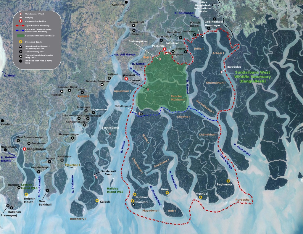 Will Bangladesh and India turn the Sundarbans into a Busy Shipping Lane?