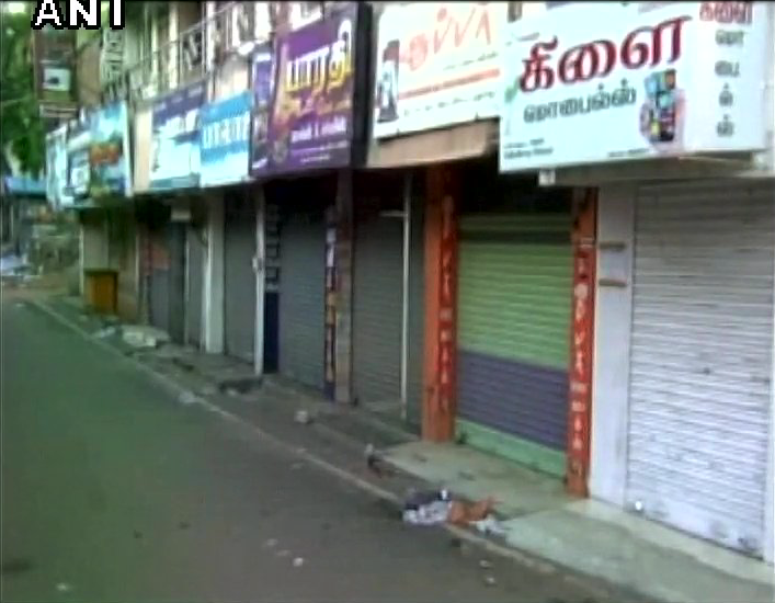 Cauvery Bandh: Tamil Nadu Opposition Leaders Detained; Protestor Succumbs to Burns