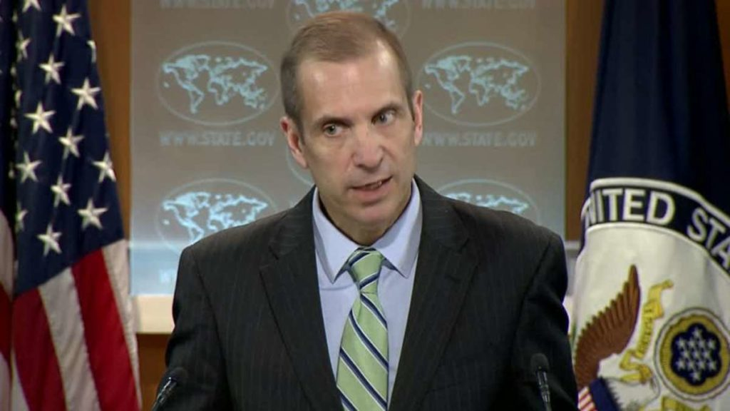 India and Pakistan Stand to Benefit from Dialogue: US