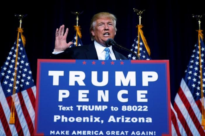 Donald Trump Returns to Hardline Position on Illegal Immigration