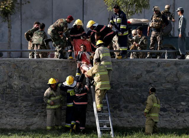 Afghan Police Kill Last Gunman in Kabul Attack