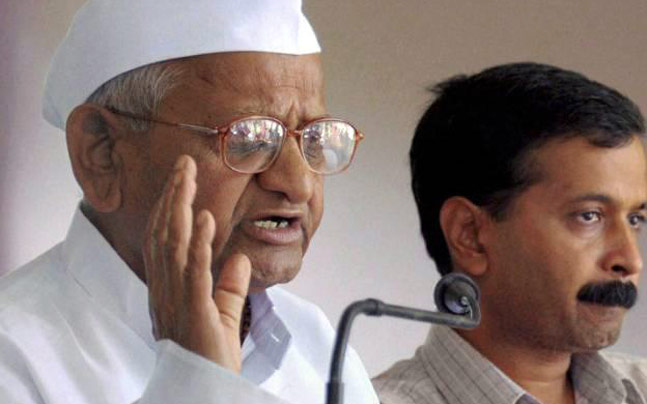 Anna Hazare Says He Has Lost Hope in Kejriwal