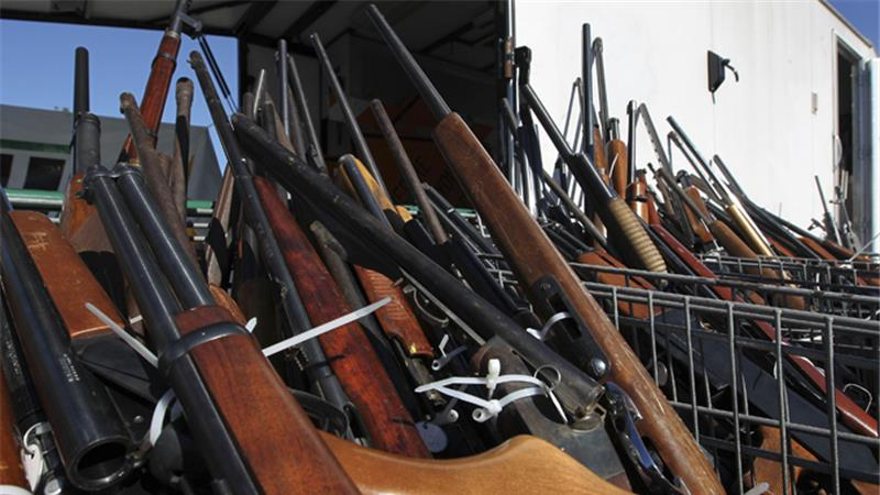 Spike in Cross-Border Arms, Cattle, Narcotics Smuggling in Last Three Years