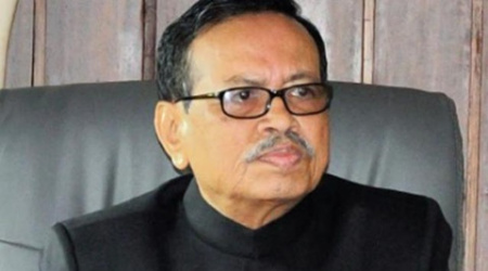 Arunachal Governor J.P. Rajkhowa Formally Asked to Leave