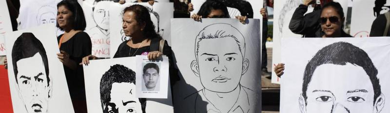 Two Years On, Mexico's Peña Nieto Can't Get Rid of Stain of the Missing Ayotzinapa 43