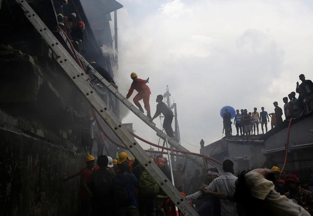 Death Toll Rises to 29 in Bangladesh Factory Fire