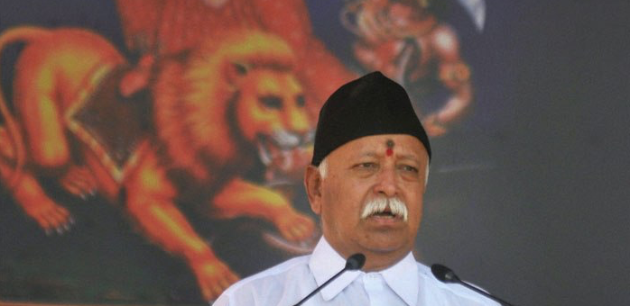 The Ghostly Power of the RSS is Haunting the Indian State