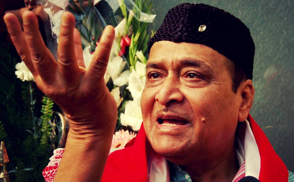 Bhupen Hazarika's Son: Would Be a 'Tremendous Honour' to Receive Father's Bharat Ratna