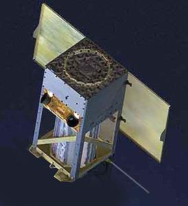 A BlackSky Pathfinder satellite. Credit: Spaceflight Inc.