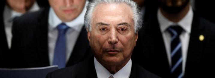 A Political Execution in Brazil