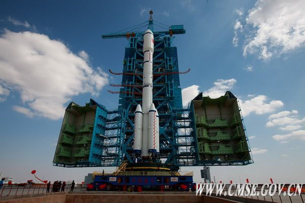 China Clearly a Country in a Hurry When It Comes to Space