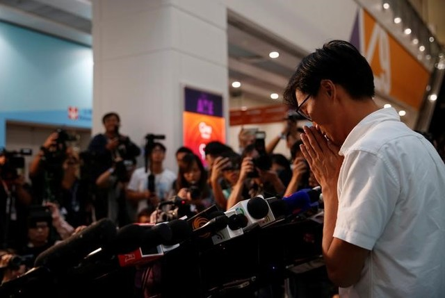 Victory for Young Radicals in Hong Kong Polls Likely to Rile China