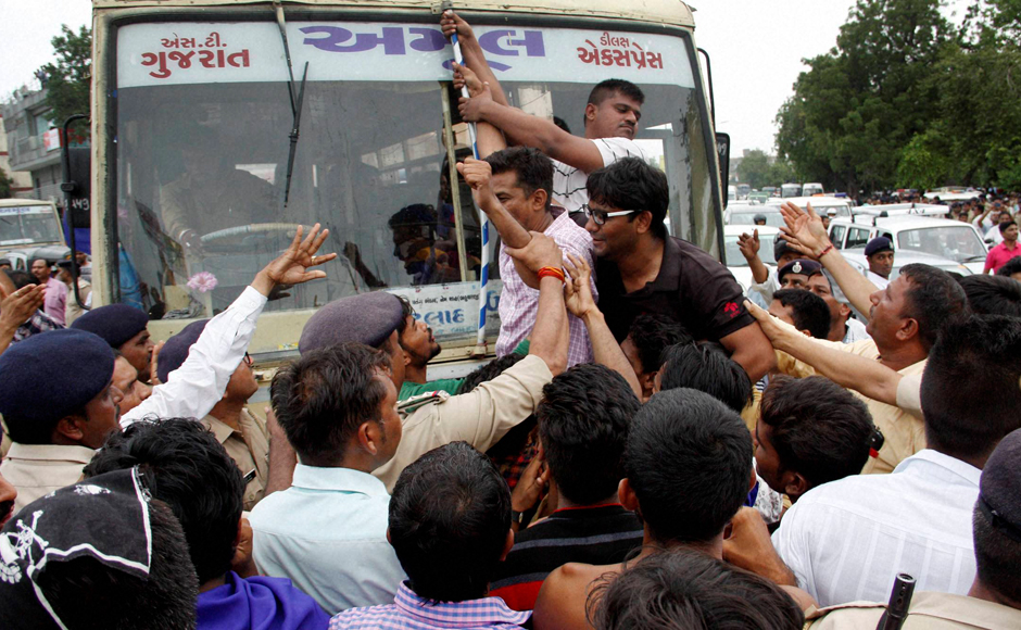 The Political Earthquakes Occurring in Gujarat Have Deep Roots