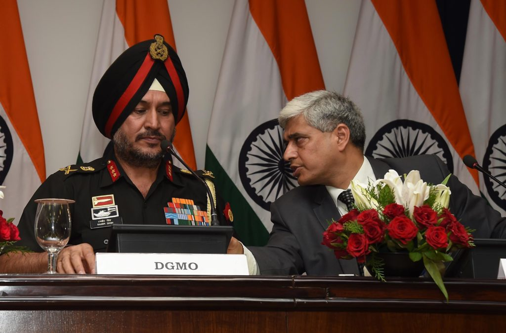 Indian Surgical Strikes Against Terrorists in Pakistan: What We Know, What We Don't Know