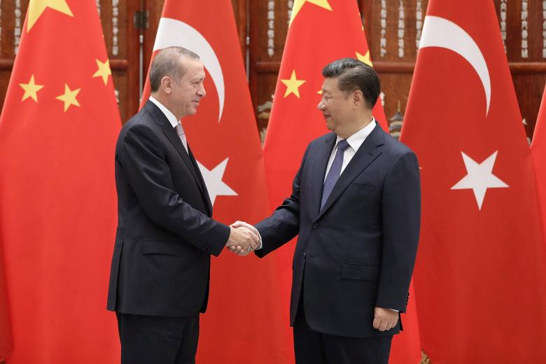 China and Turkey Pledge to Deepen Counter-Terrorism Cooperation