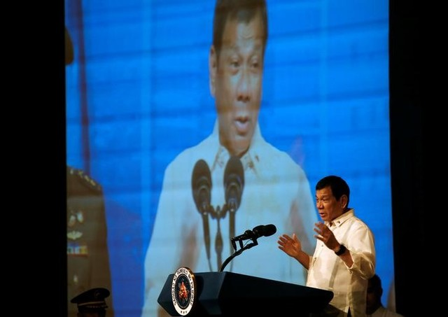 Duterte Wants US Special Forces Out of Southern Philippines
