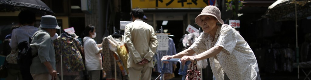 Japan May Celebrate Its Elderly, But Who Will Care For Them in the Future?