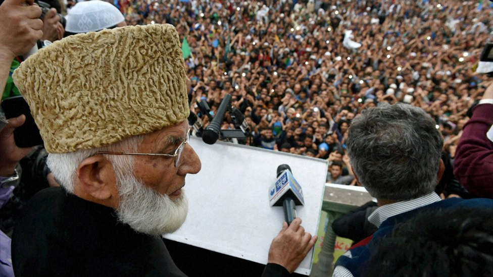 With Separatist Leader Geelani Ailing, Hurriyat – and Government – Prepare for the End