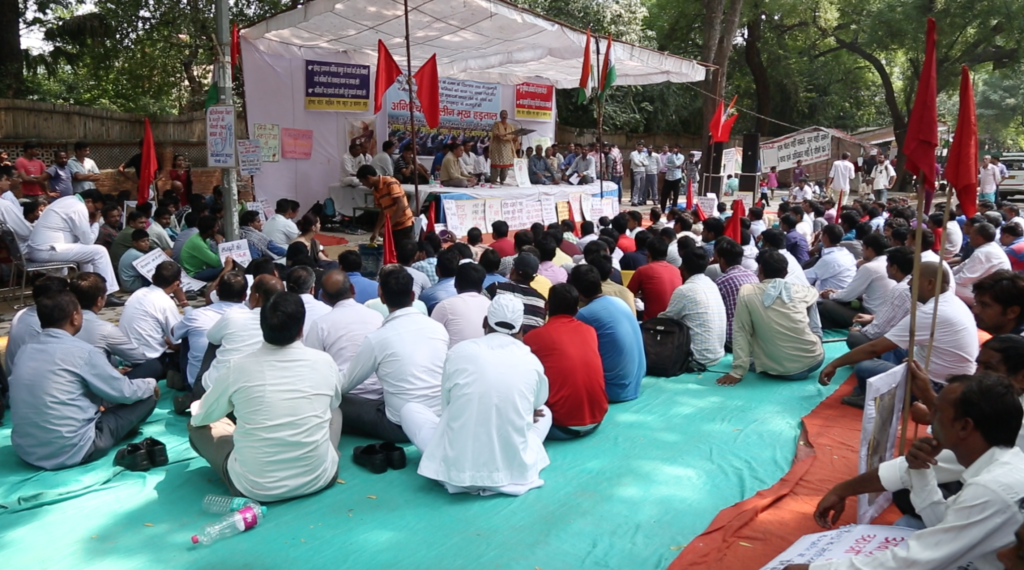 Watch: Why Honda Workers Are on an Indefinite Hunger Strike