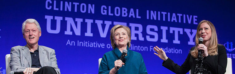 What Do the Clinton Charities Actually Do?