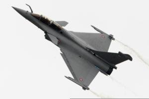A Rafale fighter jet. Credit: Reuters