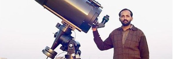 What is Behind the Flourishing Amateur Astronomy Scene in Pakistan?