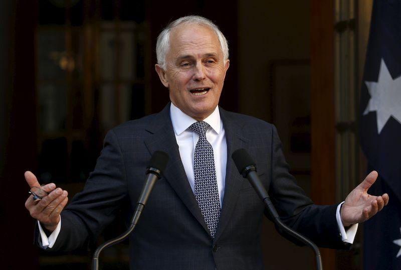 Malcolm Turnbull. Credit: Reuters/Files