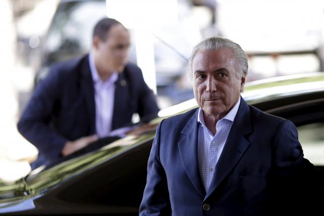 Brazil: Michel Temer Heckled and Booed in First Events as President