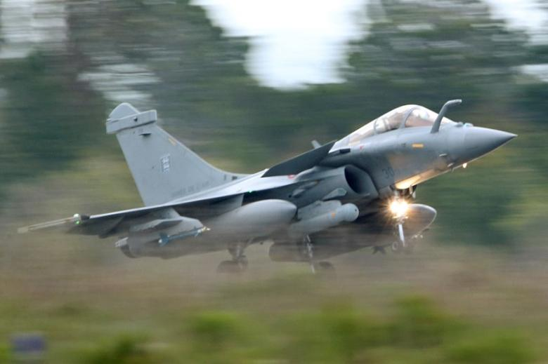 India and France finally sealed the deal to acquire 36 Rafale aircraft for roughly $8 billion. Credit: Reuters