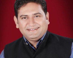 Delhi chief minister has sacked his social welfare minister Sandeep Kumar. Credit: election.in