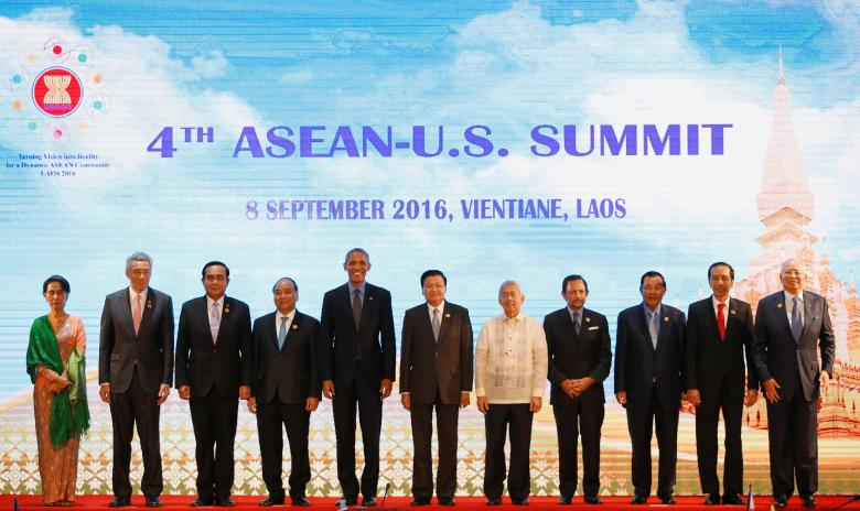 Asia Leaders Downplay Tensions Over South China Sea