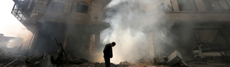 Syria's 'Voice of Conscience' Has a Message for the West
